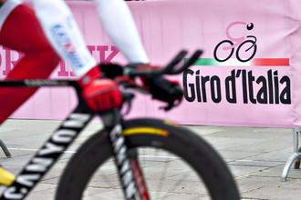 «Джиро д'Италия» стартует 5 мая в Дании