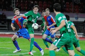 Самым ярким событием года для футболистов «Енисея» стала кубковая победа над «Рубином»