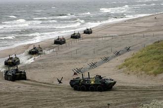 Российско-белорусские оперативно-стратегические учения «Запад-2009»