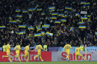 Пока неизвестно, когда игроки сборной Украины вновь смогут сыграть на родной земле