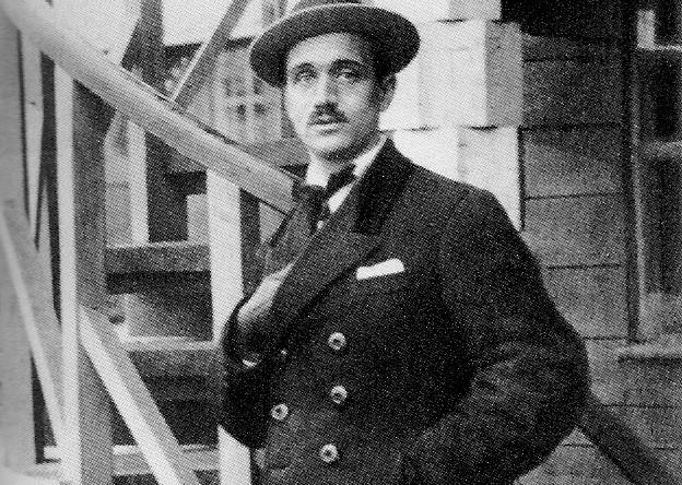 Константин Степанович Мельников (1890–1974)