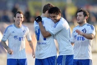 Футболисты «Динамо» с 2009 года не проигрывают армейцам