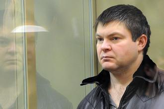Лидер кущевской банды Сергей Цапок