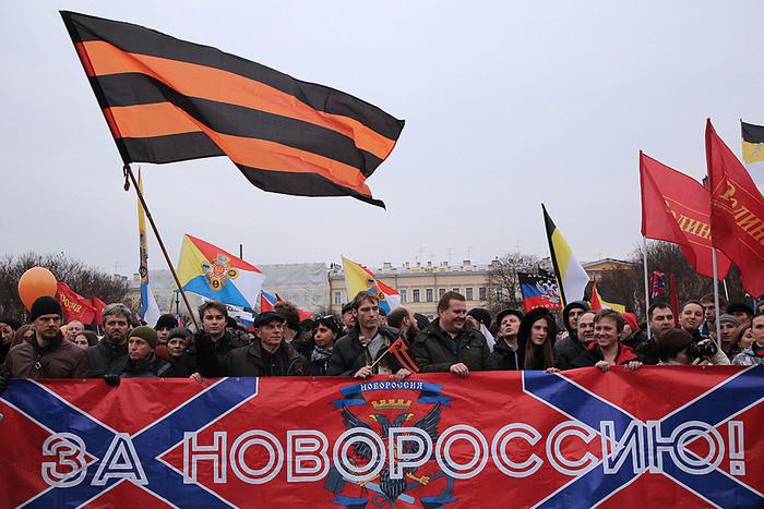 Настоящие герои Новороссии