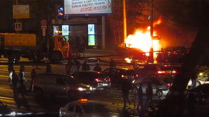 По факту крупного ДТП на Кутузовском проспекте возбуждено уголовное дело