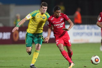 «Спартак» победил «Кубань» в Краснодаре впервые с 2004 года
