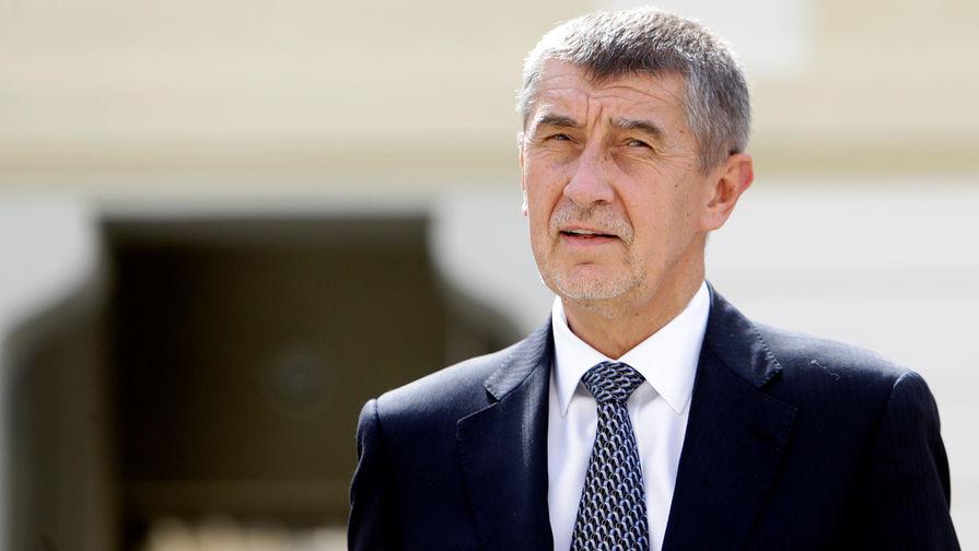 Премьер Чехии хочет рассекретить документ о ситуации со складом боеприпасов в Врбетице
