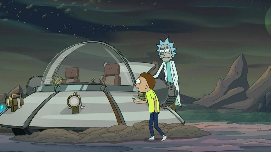 """Все ради Джессики: как стартовал четвертый сезон """"Рика и Морти"""""""