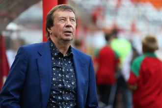 Новый главный тренер «Локомотива» Юрий Семин