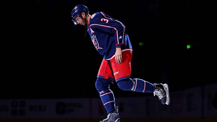 «Коламбус» обыграл «Виннипег» в матче регулярного чемпионата НХЛ