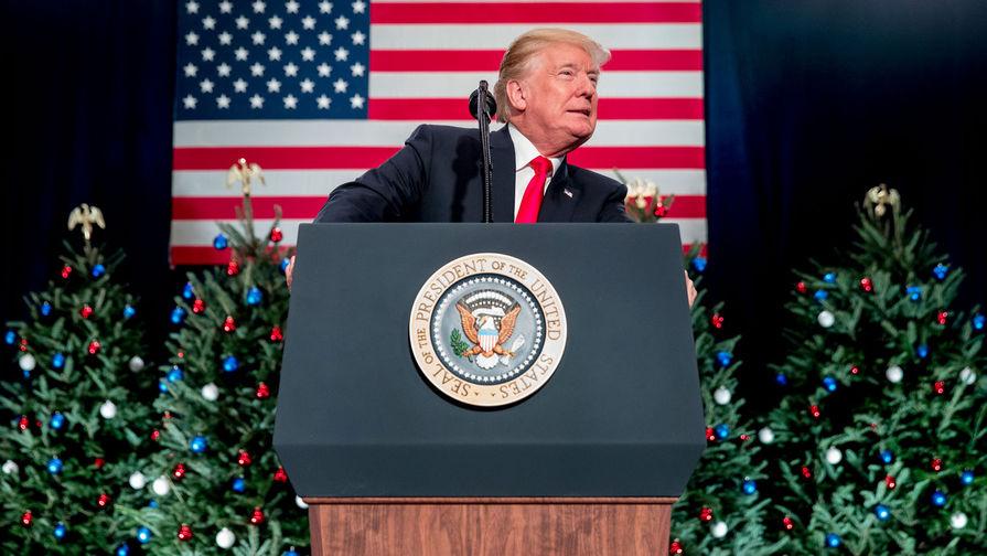 Трамп похвалил себя за действия США в Сирии
