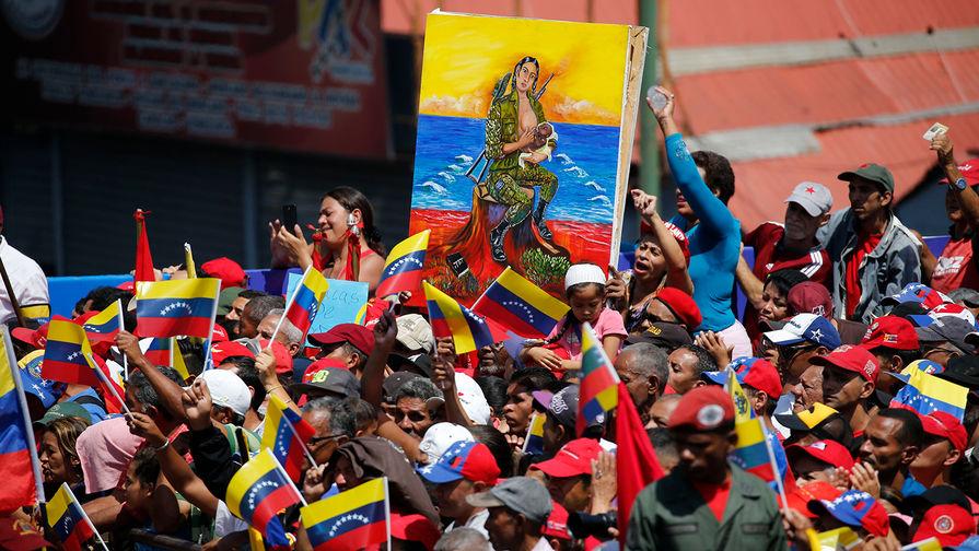 Депутат ЕП заявил о недопуске в Венесуэлу