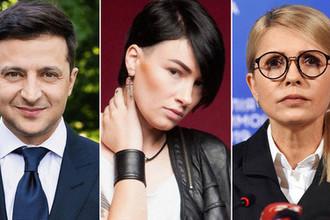 Из «Евровидения» в Раду: как отблагодарили унизившую Россию Приходько