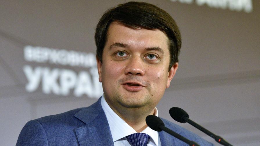 Председатель Верховной рады подписал закон об импичменте президента