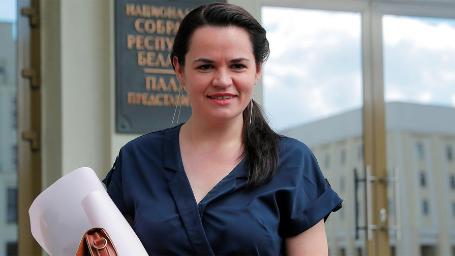 Тихановская ответила Протасевичу, назвавшему ее «святой невинностью»