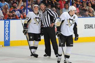 «Питтсбург» обыграл «Эдмонтон» в НХЛ