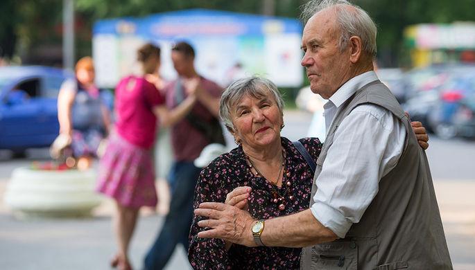 Как живется российским пенсионерам